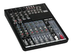 GIG-104C Mesa de mezclas de 10 canales