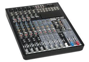 GIG-124CFX Mesa de mezclas de 12 canales