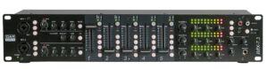 IMIX-7.3 Mesa de mezclas de 2U para instalaciones con 7 canales