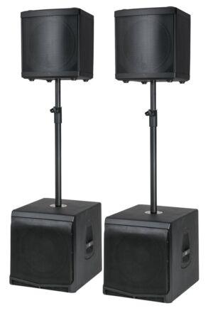 Dap DLM Speakerset Incluye las barras