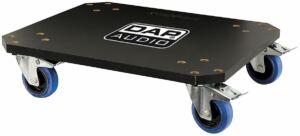 """Wheelbase for Rackcases Para flightcases de 19"""""""