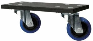Wheelset for Stackcases Para maletines apilables
