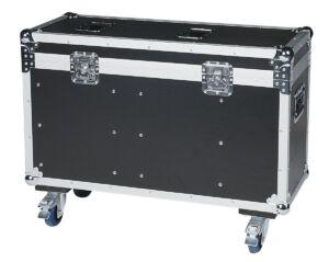 Flightcase para 2x Phantom 75 Beam/Spot