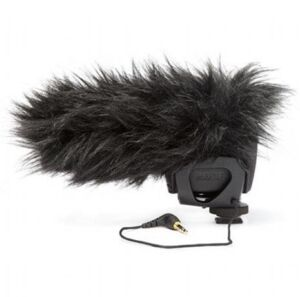 RODE DEADCAT FOR VIDEOMIC PRO. Peluche paraviento para el