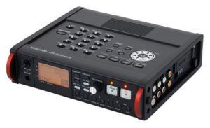TASCAM DR-680 MkII. Grabadora de campo multipista, tarjeta SD