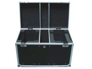 Flightcase para 2 cabezas moviles Beam NICOLS BP5R