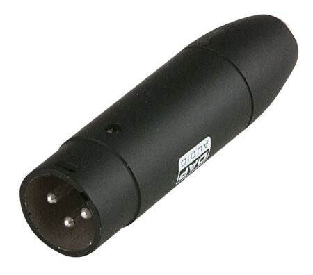 Adaptador Mini 4-P XLR