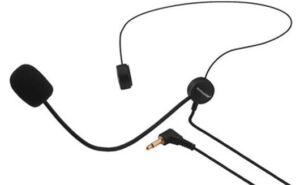 Micrófono diadema de condensador HSE-700