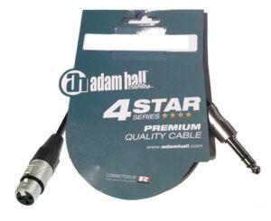 Latiguillo adaptador Alta calidad Jack 6,3 / XLR hembra