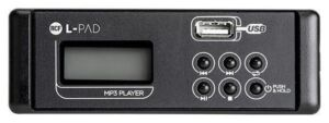 Tarjeta USB MP3 - RCF L-PAD Player Card