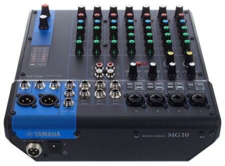 Mesa de mezclas Yamaha MG10