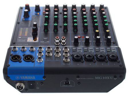 Mesa de mezclas Yamaha MG10XU
