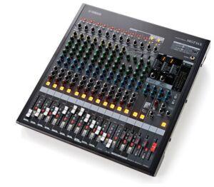 Mesa de mezclas Yamaha MGP16X