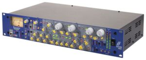 FOCUSRITE ISA 430 MKII. Canal de audio Producer Pack