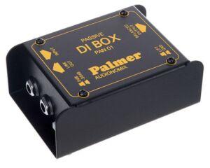 Palmer PAN01 Caja de Inyeccion Pasiva