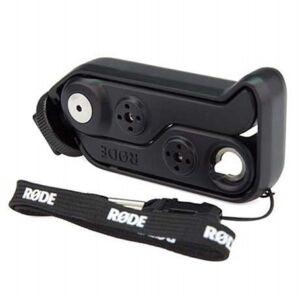 RODE RODEGRIP PARA IPHONE4. Sistema de montaje y soporte