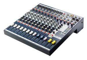 SOUNDCRAFT EFX8 Mezclador con efectos