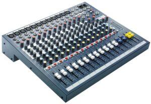 SOUNDCRAFT Mezclador EPM12