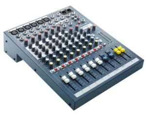 SOUNDCRAFT EPM6 Mezclador