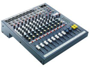 SOUNDCRAFT EPM8 Mezclador