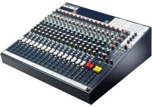 SOUNDCRAFT FX16II Mezclador con efectos