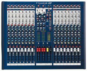 SOUNDCRAFT LX7 II 16 Mesa de mezclas