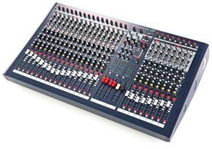 SOUNDCRAFT LX7 II 24 Mesa de mezclas