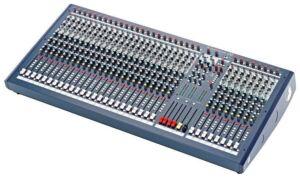 SOUNDCRAFT LX7ii 32 Mesa de mezclas