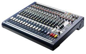 SOUNDCRAFT MFXi12 Mezclador con efectos