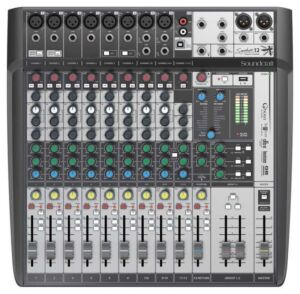 Soundcraft Signature 12MTK. Mesa de mezclas