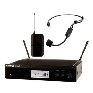 SHURE BLX14R/P31. Micrófono inalámbrico diadema