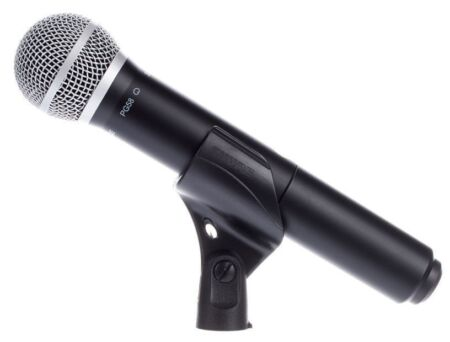 SHURE BLX24/PG58 Micrófono inalámbrico