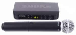 SHURE BLX24/SM58 Sistema inalámbrico