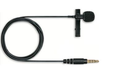 SHURE MVL Microfono de solapa