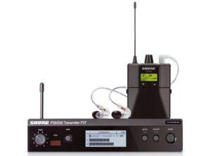 SHURE Sistema in-ear inaámbrico P3TRA215CL