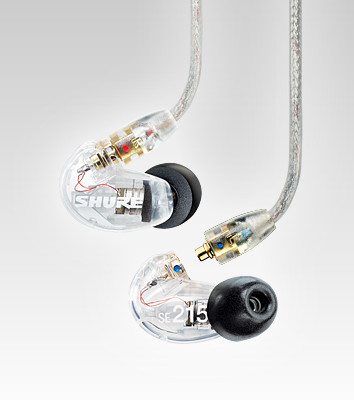 Shure Auriculares SE215-CL