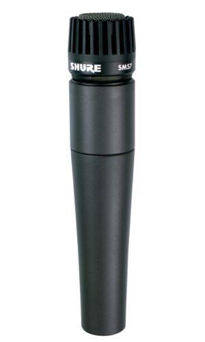 SHURE SM57-LCE Micrófono con pinza