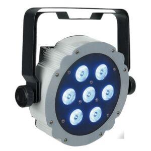 Foco led Compact Par 7 tri