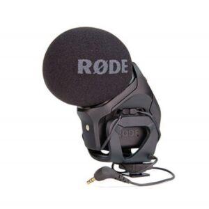 RODE STEREO VIDEOMIC PRO. Micrófono profesional de condensador