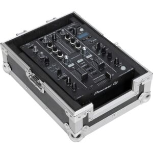 Flight case para mezclador de música y reproductor CD 10