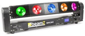 MHL510 Color Sweeper LED 5x10W CREE Quad
