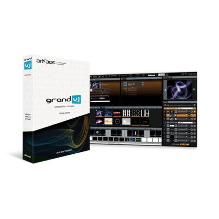 Grand VJ 2.0 Software de mezcla de vídeo