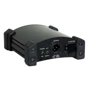 ADI-200 Caja activa de inyección directa
