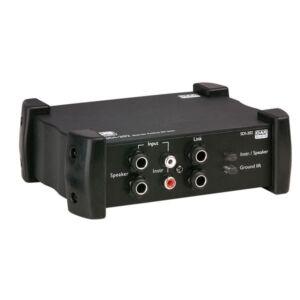 SDI-202 Caja DI activa estéreo