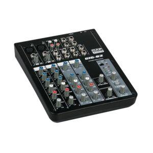 GIG-62 Mesa de mezclas de 6 canales
