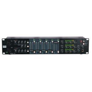 IMIX-7.1 Mesa de mezclas de 2U para instalaciones con 7 canales
