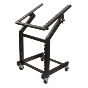 Rack metal con superior ajustable
