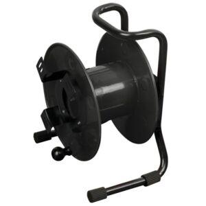 Cable Drum 27 cm Negro