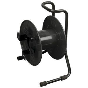 Cable Drum 30 cm Negro