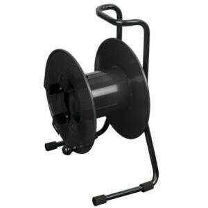 Cable Drum 35 cm Negro